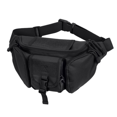 Rothco Black Tactical Concealed Carry Waist Pack - View