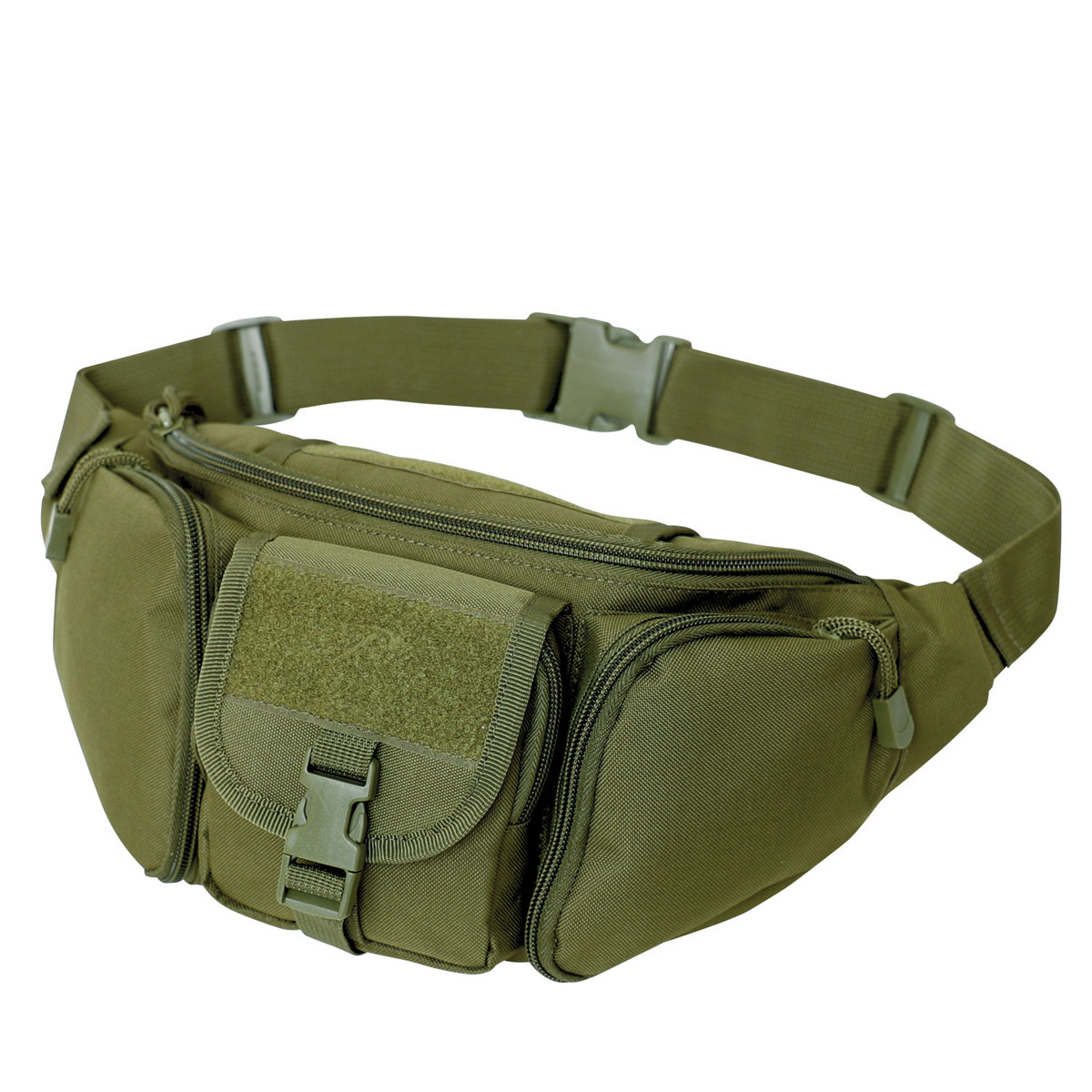 31b21d7f50cf Rothco Olive Tactical Concealed Carry Waist Pack