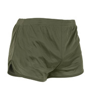 Rothco Olive Drab Ranger PT Shorts - Side View