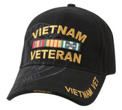 Deluxe Vietnam Vet Low Profile Shadow Caps - View