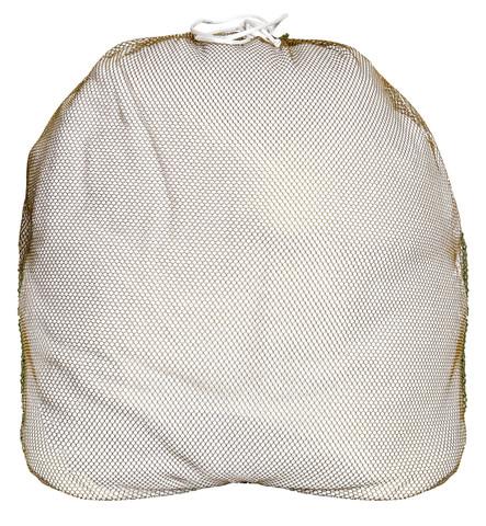 Jumbo Coyote Brown Mesh Laundry Bag - View