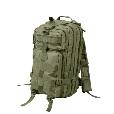 Kids Army Transport Gear Backpack - View