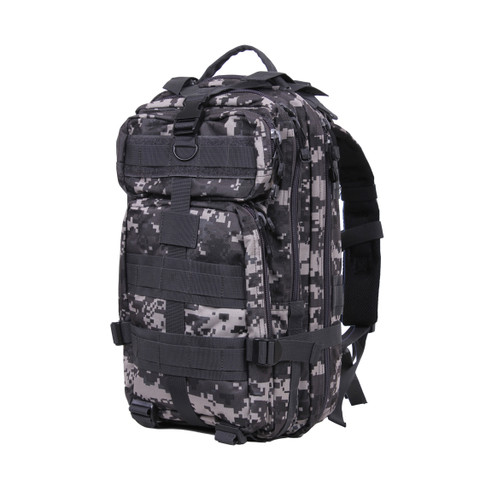 Kids Tactical Digital Camo Transport Backpack - View