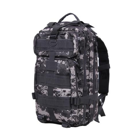 Kids Tactical Digital Camo Transport Backpack - View