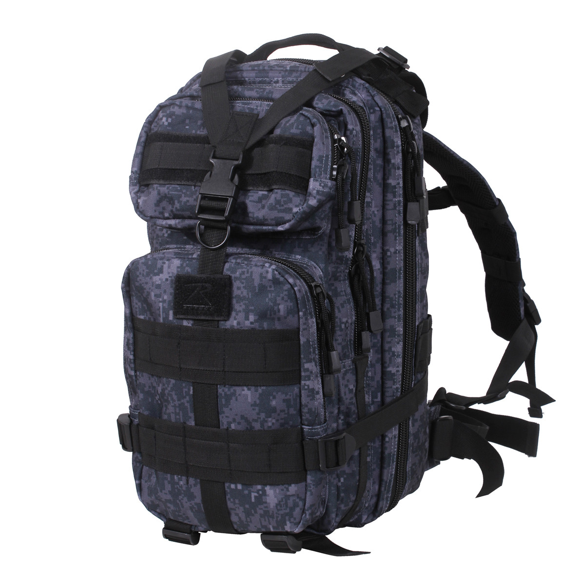 0917b48a4b Shop Kids Navy Digital Camo Backpacks - Fatigues Army Navy