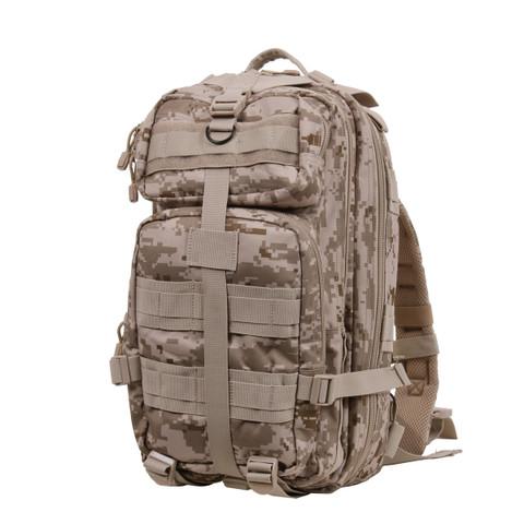 Kids Marines Desert Digital Camo Backpack