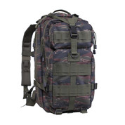 Kids Army Jungle Tiger Stripe Camo Backpack - View