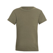 Kids Military AR 670-1 Coyote Brown T Shirt - View