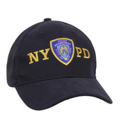 Officially Licensed NYPD Adjustable Cap W/Emblem - View