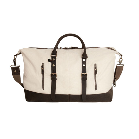 Extended Weekender Travel Bag - Front View