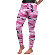 Womens Camo Leggings - View