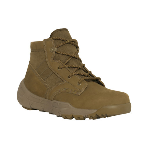"6"" V-Max Lightweight Tactical Boot - Side View"
