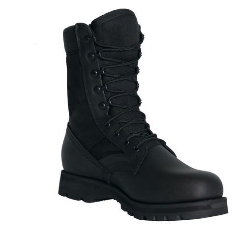 Tactical Sierra Sole Boots - Side View