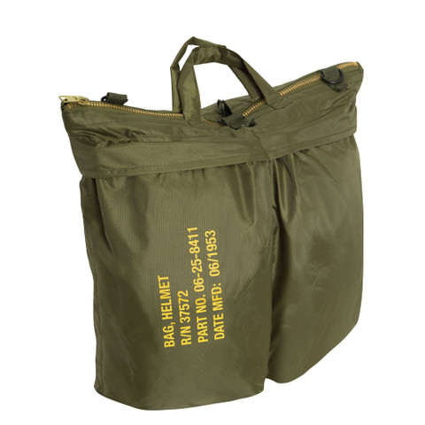 Military Printed Flyers Bag - View
