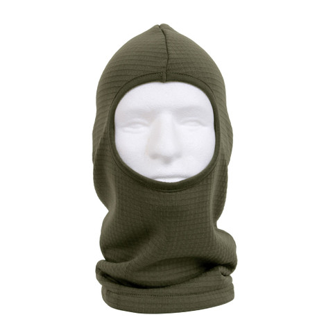 Olive Green ECWCS GEN III Level 2 Balaclava - View
