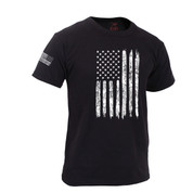 Kids U.S.Flag T Shirt View
