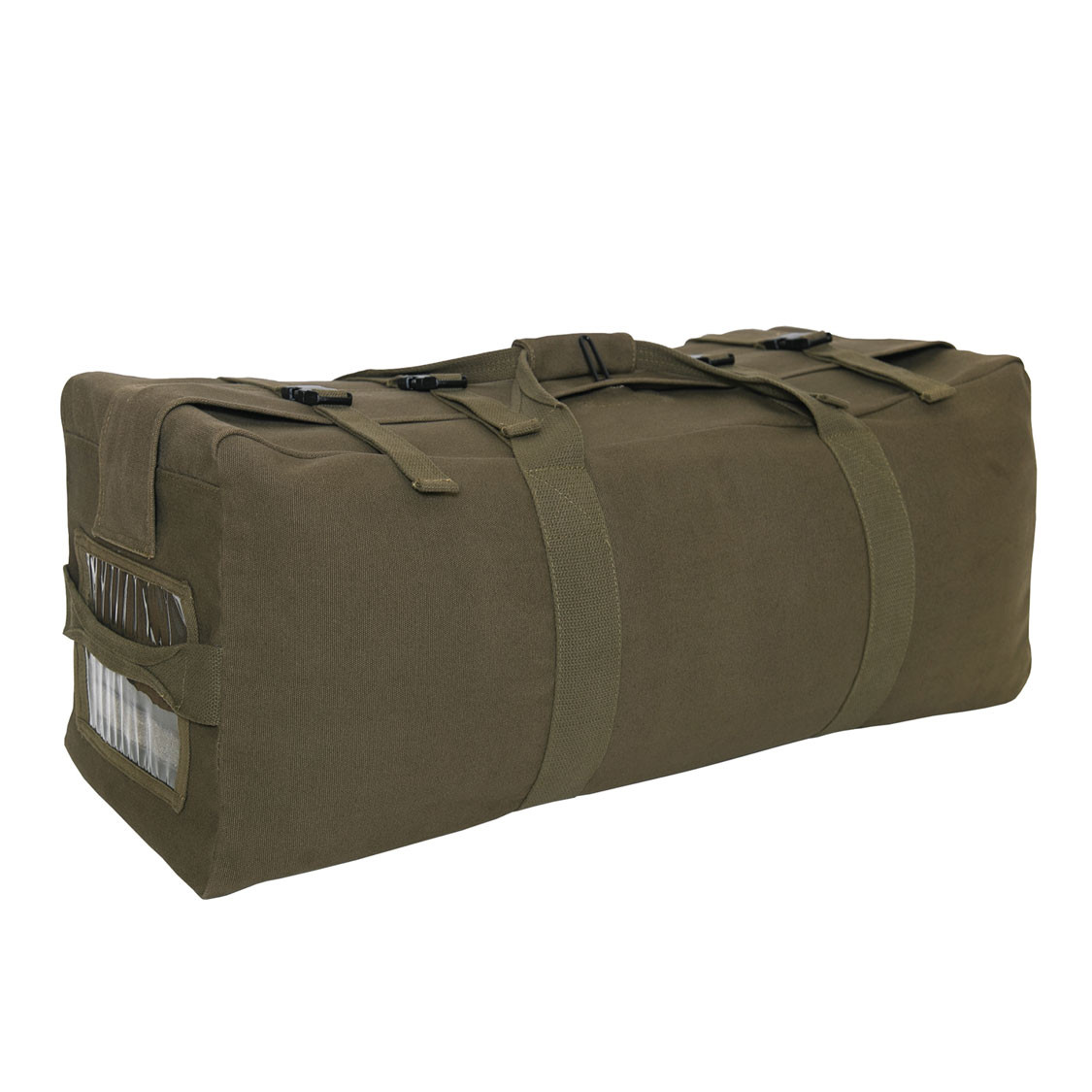 Shop Canvas Backpack Duffle Gear Bags Fatigues Army Navy