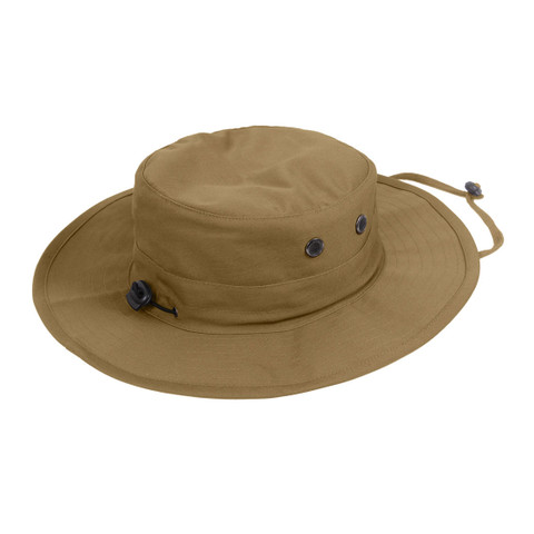 Adjustable Coyote Outdoor Boonie Hats - View