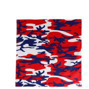 Red White Blue Bandanas - View