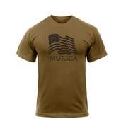 Murica US Flag T Shirt - View