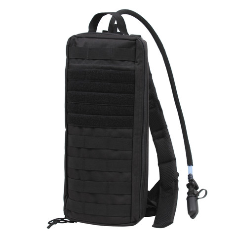 MOLLE Attachable Hydration Pack Combo - Front View