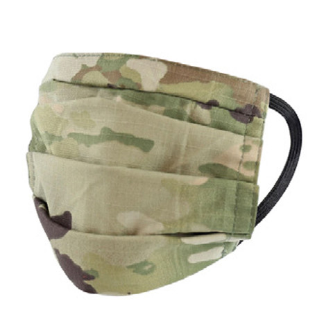 Scorpion Camo Surgical Style Face Mask - View