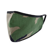 Camo N95 Style Face Mask - Woodland Camo