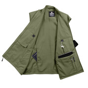 Olive Drab Undercover Travel Vest