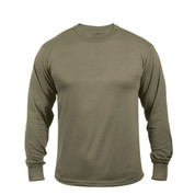 Moisture Wicking Long Sleeve T Shirts - View