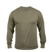 Moisture Wicking Long Sleeve T Shirts - View