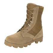 GI Type Military AR 670-1 Coyote Desert Boots - View