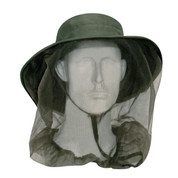 Outback Adjustable Boonie Mosquito Net Hat - View