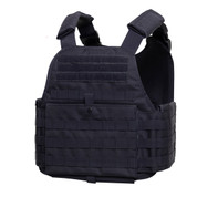 Molle Plate Carrier Vest - Side  View