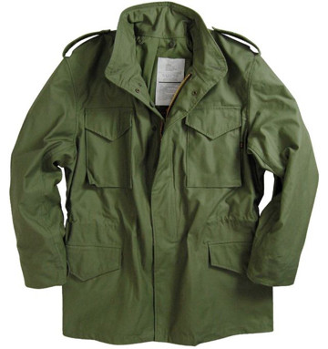 Buy Alpha M-65 Field Jacket - Olive Drab  2ffce1d4438