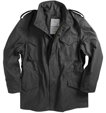 eca36109939 Buy Alpha Black M-65 Field Jacket