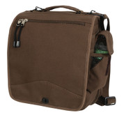 Brown Canvas M-51 Field Engineers Bag - Front View