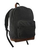 Vintage Canvas Sierra Daypack - Front View