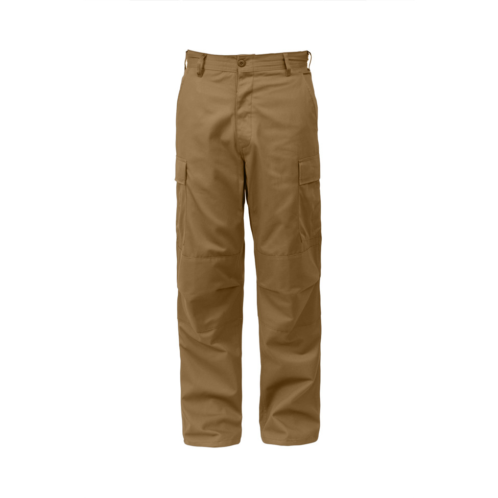 Shop Coyote Brown BDU Fatigue Pants - Fatigues Army Navy 830f1ce2358d