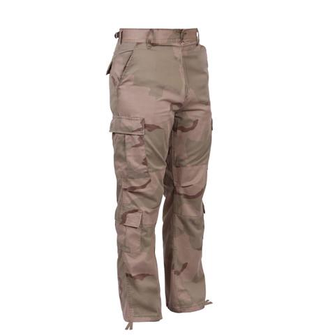 Rothco Tri Color Desert Camo BDU Fatigue Pants - View