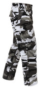 Rothco Urban Camo BDU Fatigue Pants - Right Side View