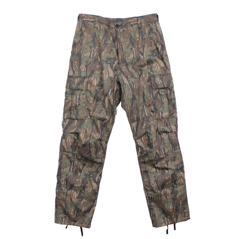 Smokey Branch Camo BDU Fatigue Pants - View