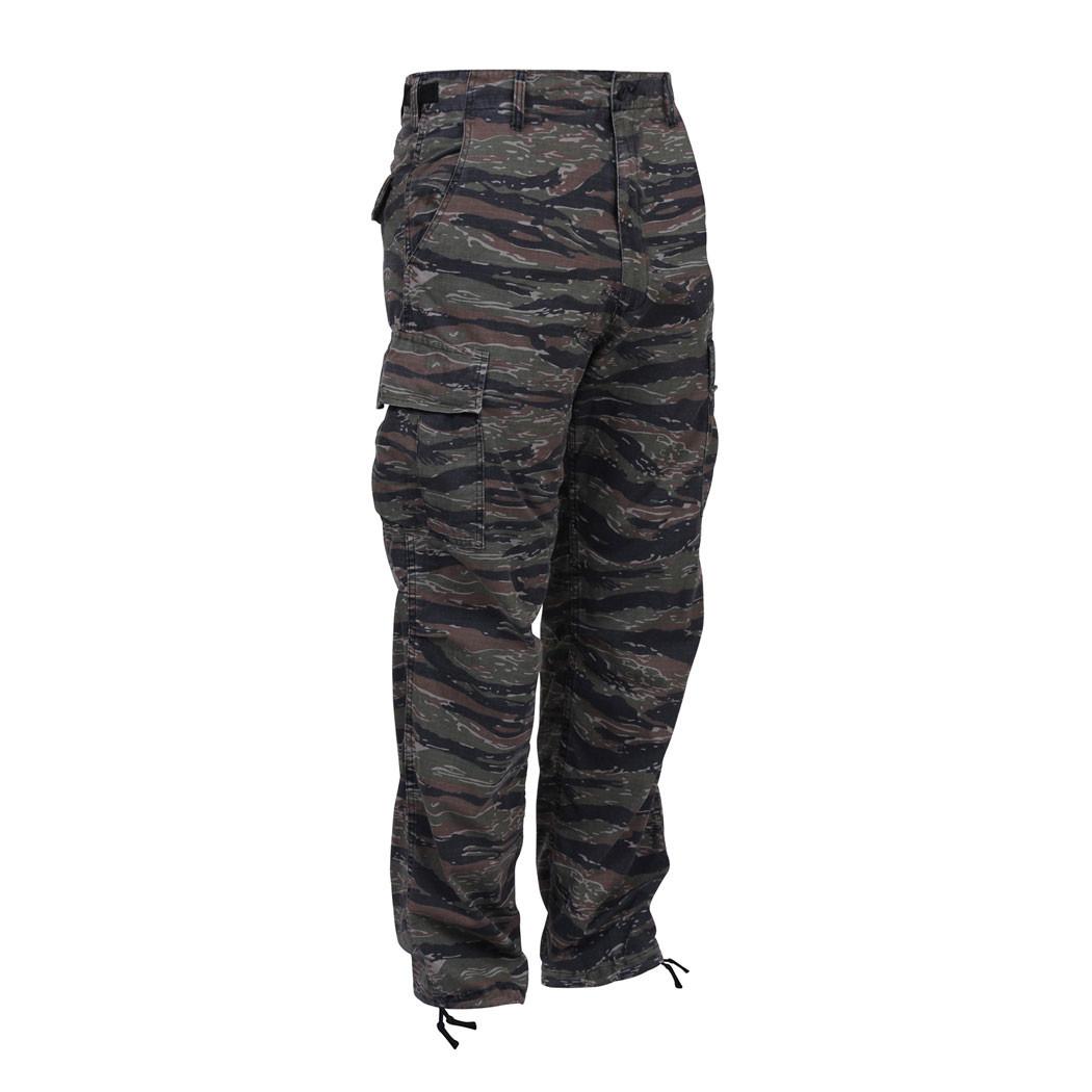 61fcaf40c64c9 Shop Tiger Stripe Camo BDU Fatigue Pants - Fatigues Army Navy Gear
