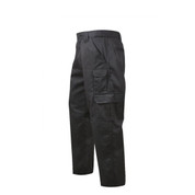 Rothco Black Rip Stop Tactical Duty Pants - View