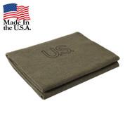 U.S. Wool Blankets - View