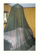 Pest Net No-See-Um Mosquito Netting - Green View