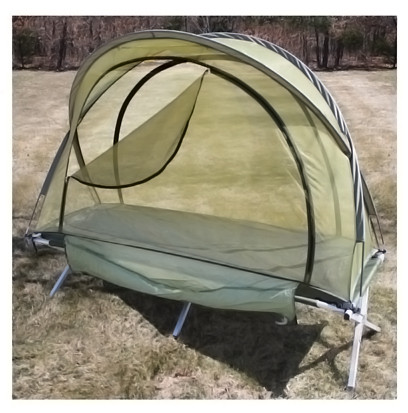 Mosquito Net Tent - View