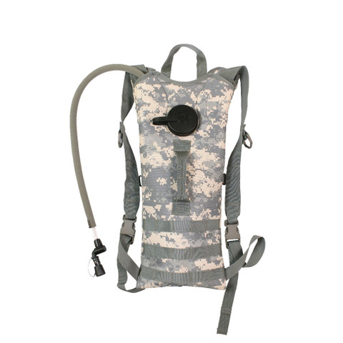 ACU Digi M.O.L.L.E 3Lit. Backpack Hydration System - View