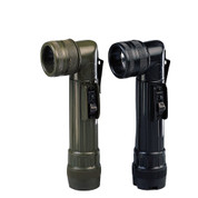 Army Style C Cell Flashlights - Combo View