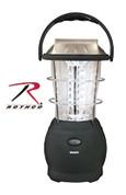 36 Bulb LED Solar Handcrank Lantern - View