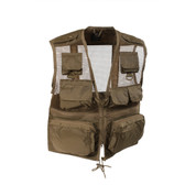 Coyote Brown Adventure Recon Vest - Front View